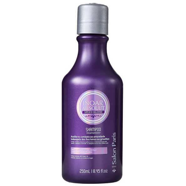 Inoar Absolut Speed Blond - Shampoo 250ml