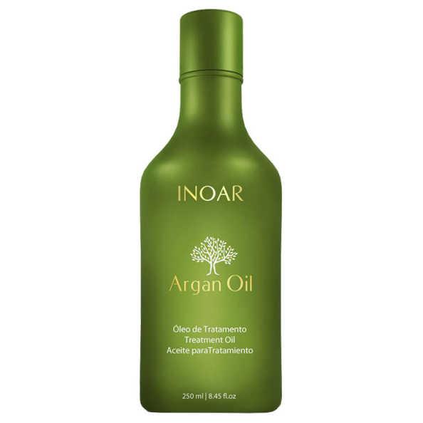 Inoar Argan Oil System Oleo de Argan Profissional - Serum 250ml