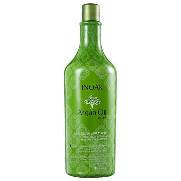 Inoar Argan Oil System - Shampoo 1000ml