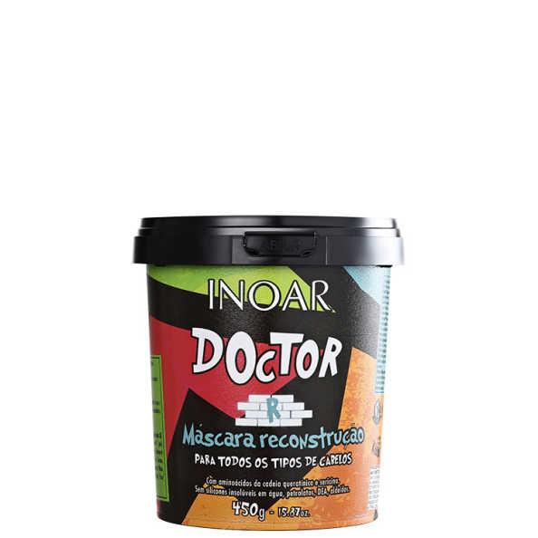 Inoar Doctor Máscara Reconstrução - Máscara de Tratamento 450g