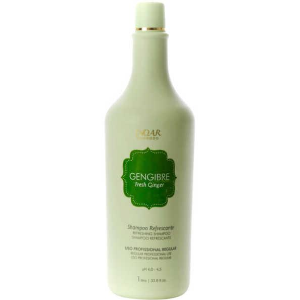 Inoar Gengibre Fresh Ginger - Shampoo Refrescante 1000ml