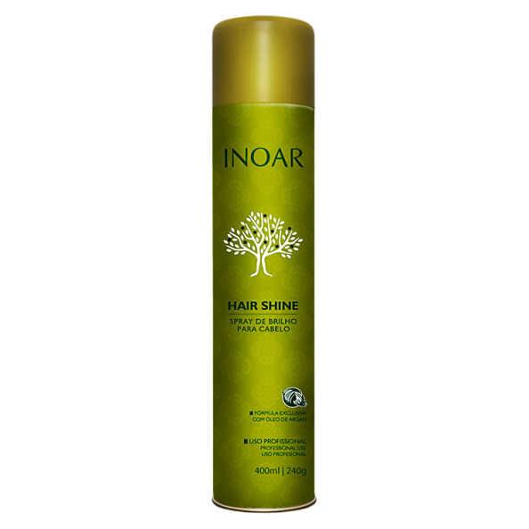 Inoar Hair Shine - Spray de Brilho 400ml