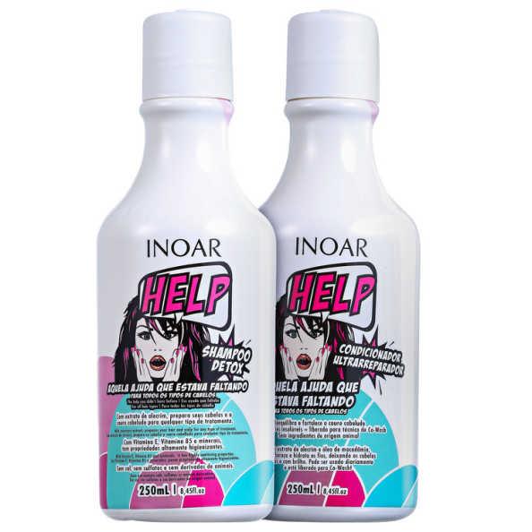 Inoar Help Detox Kit (2 Produtos)