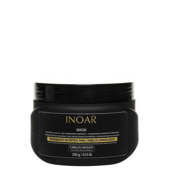 Inoar Mask Home Care Cabelos Grossos - Tratamento 250g