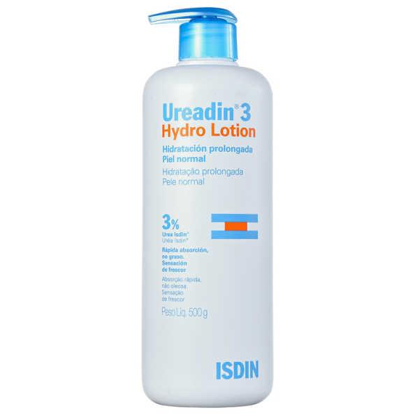 ISDIN Ureadin 3 Hydro Lotion - Loção Hidratante 500g