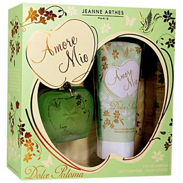 Jeanne Arthes Conjunto Feminino Amore Mio Dolce Paloma - Eau de Parfum 100ml + Loção Corporal 200ml
