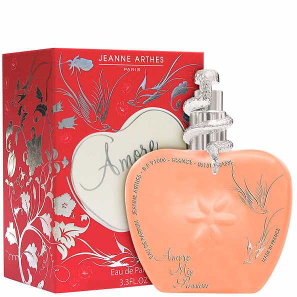 Jeanne Arthes Perfume Feminino Amore Mio Passion - Eau de Parfum 50ml