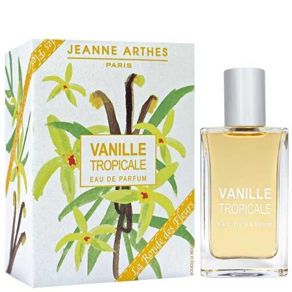 La Ronde Des Fleurs Vanille Tropicale Jeanne Arthes Eau de Parfum - Perfume Feminino 30ml