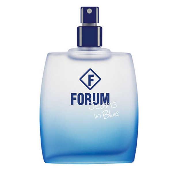 Forum Jeans In Blue Perfume Unissex - Eau de Cologne 100ml