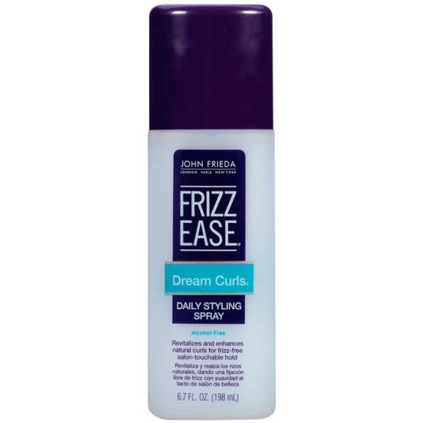 John Frieda Frizz-Ease Dream Curls Curl Perfecting Spray - Modelador de Cachos 198ml