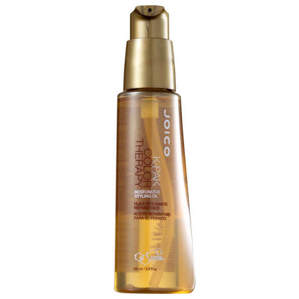 Joico K-Pak Color Therapy Restorative Styling Oil - Óleo Reparador 100ml