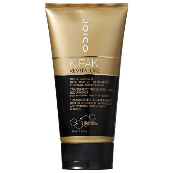 Joico K-Pak Revitaluxe Bio-Advanced Restore Treatment - Tratamento 150ml