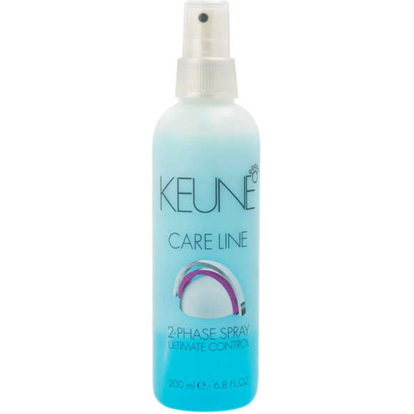 Keune Care Line 2-Phase Spray Ultimate Control - Spray Anti-Frizz 200ml