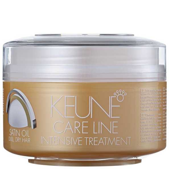 Keune Care Line Satin Oil Intensive Treatment - Máscara 200ml
