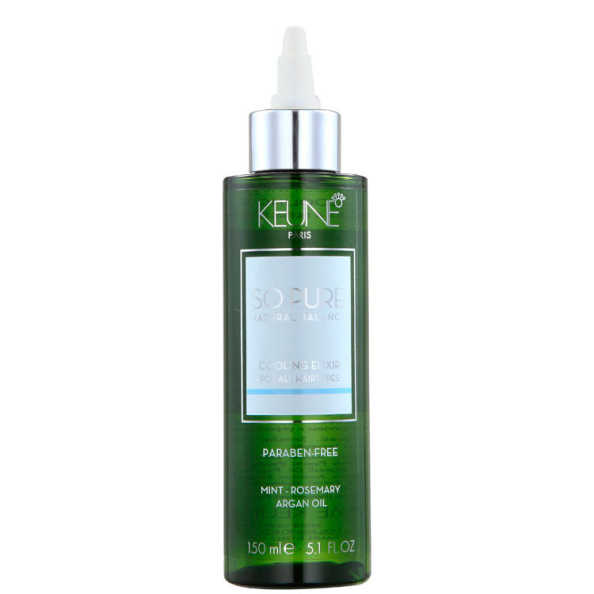 Keune So Pure Cooling Elixir - Loção 150ml