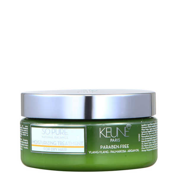Keune So Pure Moisturizing Treatment - Máscara 200ml
