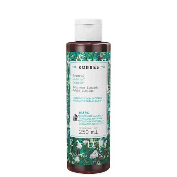 Korres Jasmim - Sabonete Líquido Hidratante 250ml