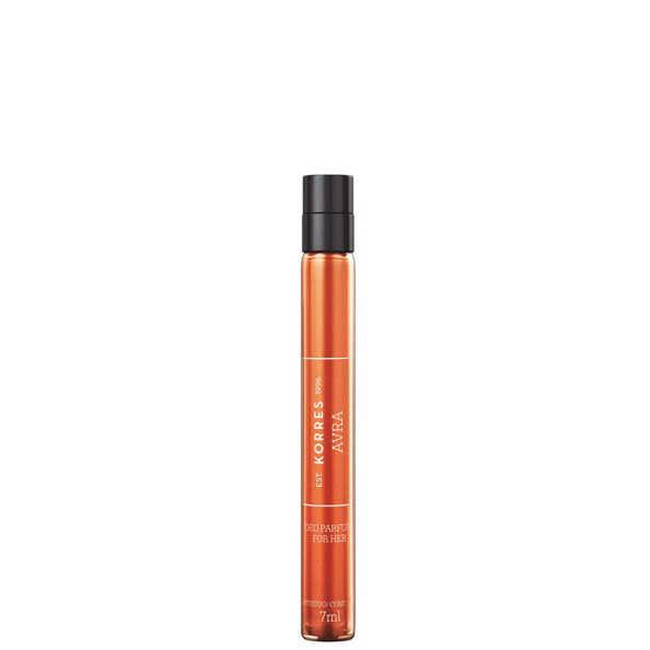 Avra Deo Parfum Korres Eau de Cologne - Perfume Feminino 7ml