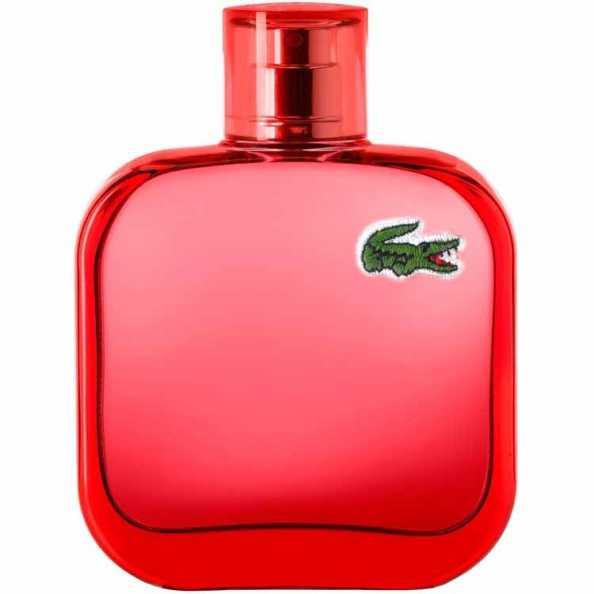 L.12.12 Rouge Lacoste Eau de Toilette - Perfume Masculino 100ml