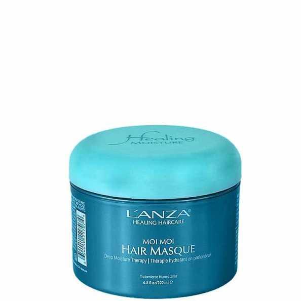 L'Anza Healing Moisture Moi Moi Hair Masque - Máscara de Hidratação 200ml