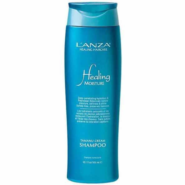 L'Anza Healing Moisture Tamanu Cream - Shampoo 300ml