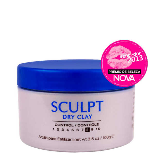 L'Anza Healing Style Sculpt Dry Clay - Cera 100ml