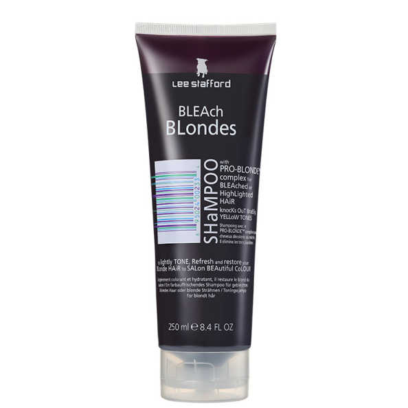 Lee Stafford Bleach Blondes - Shampoo 250ml