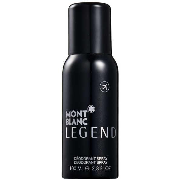 Montblanc Legend Deo Spray Masculino - Desodorante 100ml