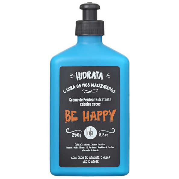 Lola Cosmetics Be Happy - Creme de Pentear 250ml