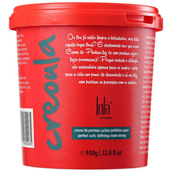 Lola Cosmetics Creoula Cachos Perfeitos - Creme de Pentear 930g
