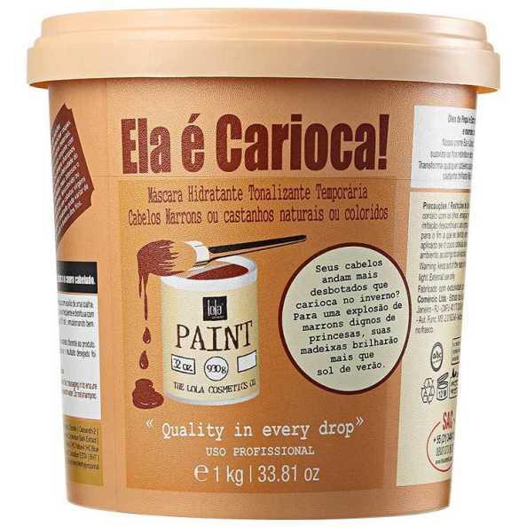 Lola Cosmetics Ela é Carioca - Máscara Tonalizante 1kg