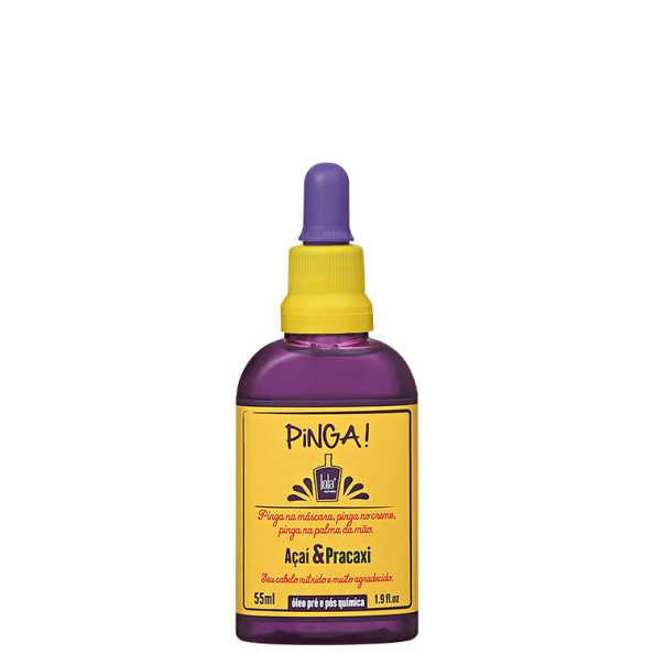 Lola Cosmetics Pinga Açaí & Pracaxi - Óleo Capilar 55ml