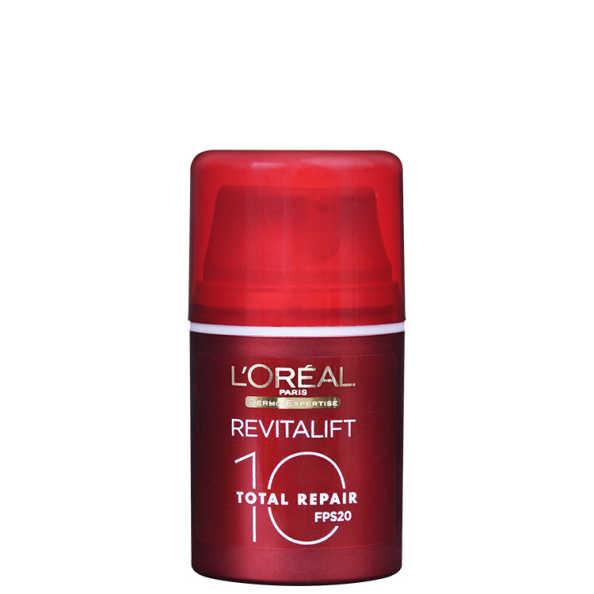 L'Oréal Paris Dermo-Expertise Revitalift Total Repair 10 FPS 20 – Anti-Idade 50ml