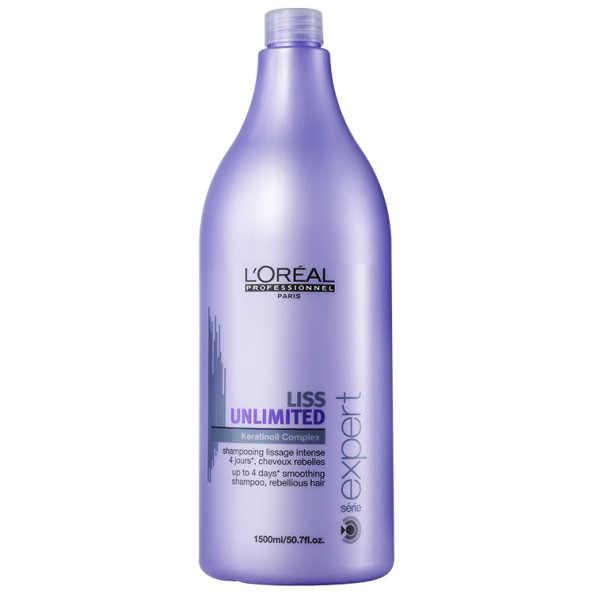 L'Oréal Professionnel Liss Unlimited - Shampoo 1500ml