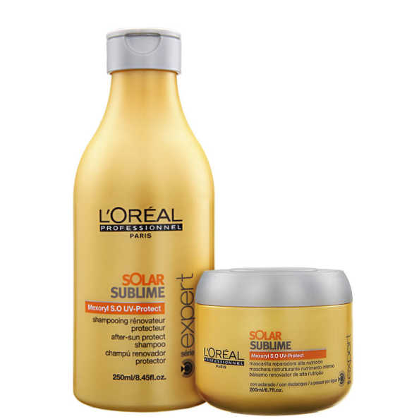 L'Oréal Professionnel Solar Sublime Duo Kit (2 Produtos)