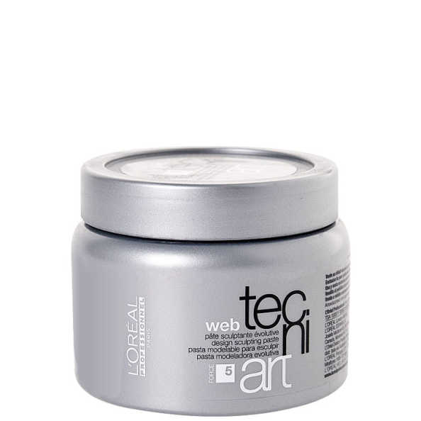 L'Oréal Professionnel Tecni Art A. Head Web Force 5 - Pasta Modeladora 150ml