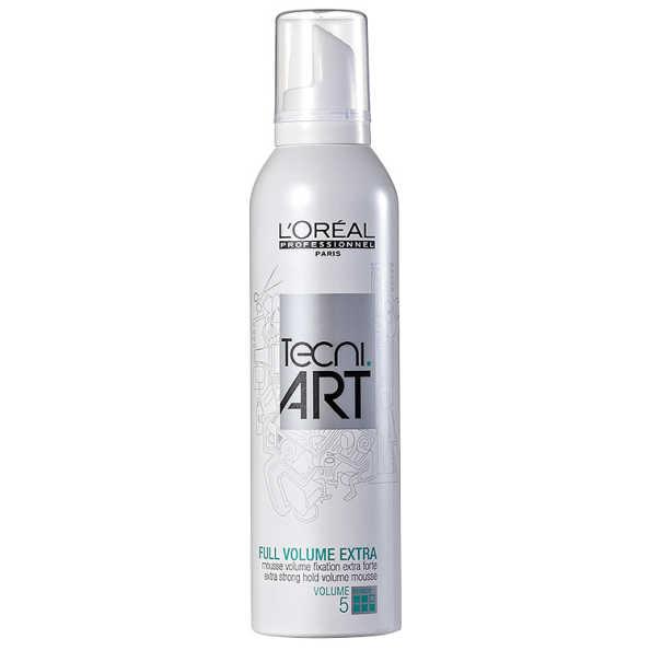 L'Oréal Professionnel Tecni Art Fix Full Volume Force 5 - Mousse Volumador 250ml