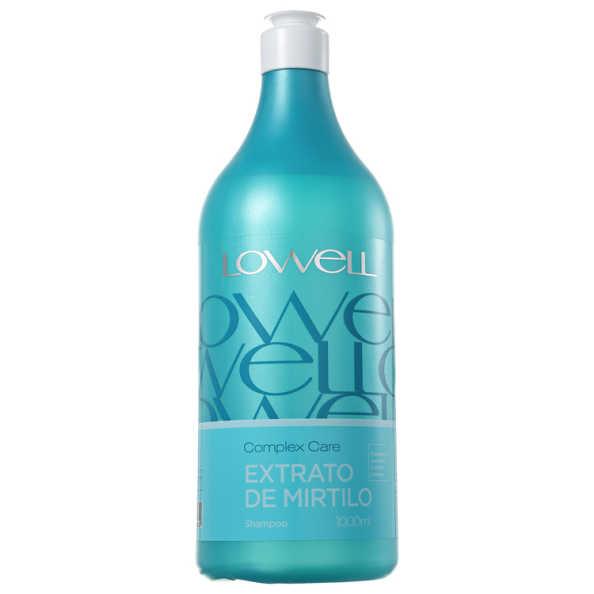 Lowell Complex Care Mirtilo - Shampoo 1000ml