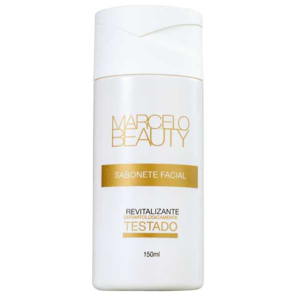 Marcelo Beauty Revitalizante - Sabonete Facial 150ml