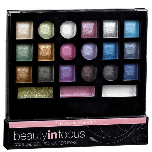 Markwins Beauty In Focus - Paleta de Sombras