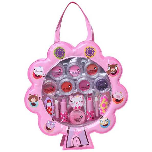 Markwins Linha Pop Color Carnival - Conjunto de Maquiagem Infantil