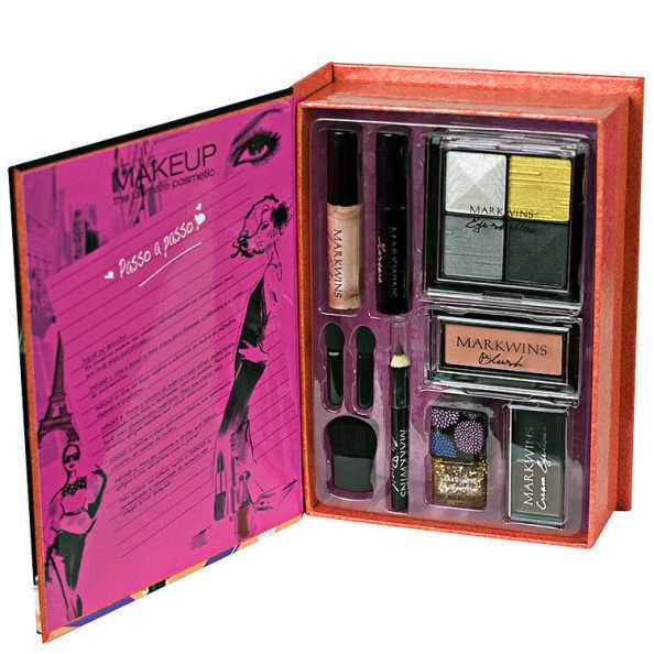 Markwins Look Book - Caixa de Maquiagem