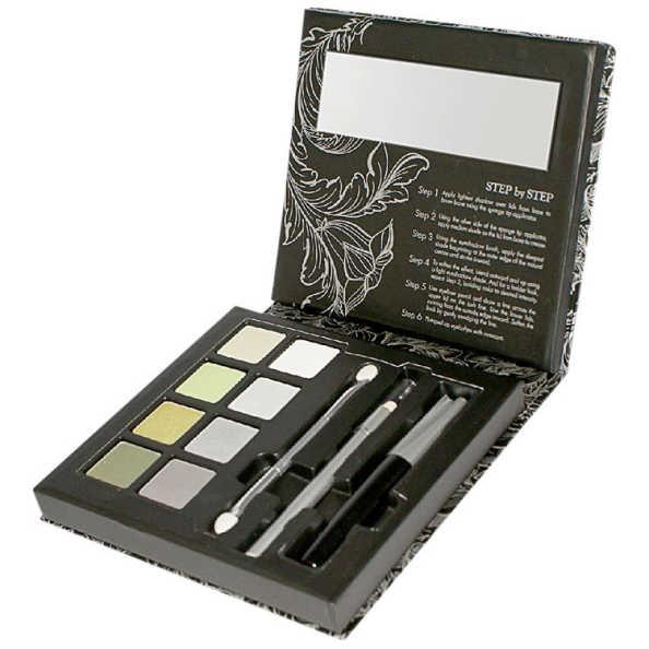 Markwins Vanity Fair Green - Kit de Maquiagem