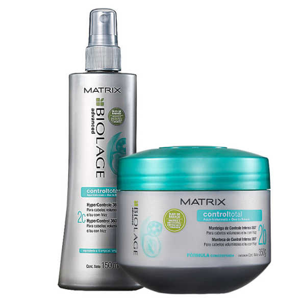 Matrix Biolage Controltotal Supertratamento 360° Kit (2 Produtos)