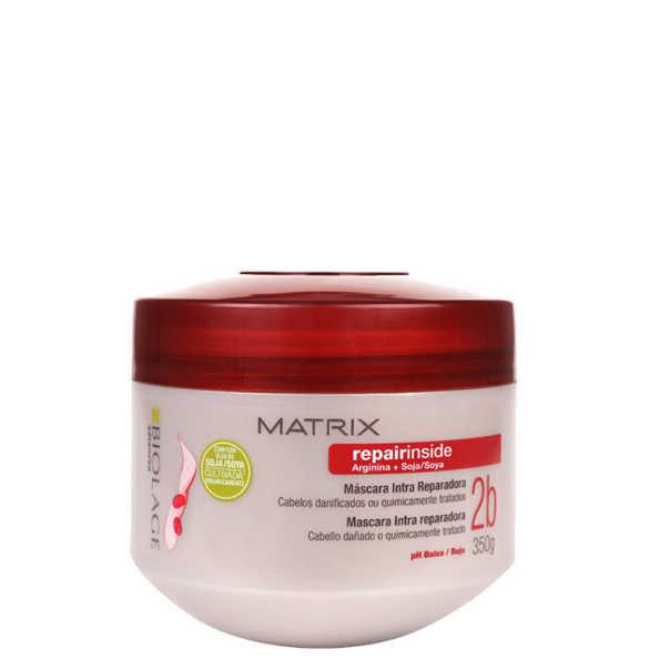 Matrix Biolage Repairinside Máscara Intra Reparadora - Máscara Reparadora 350g