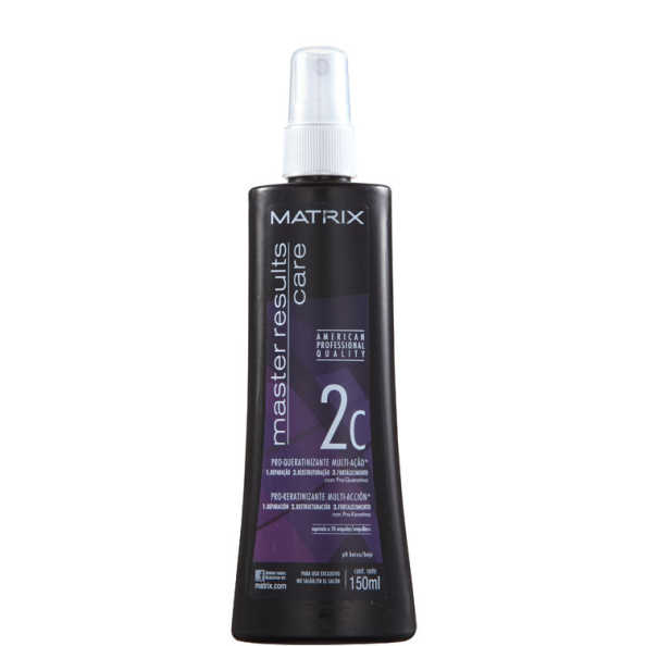 Matrix Master Results Care Pro-Queratinizante Multi-Ação - Tratamento 150ml