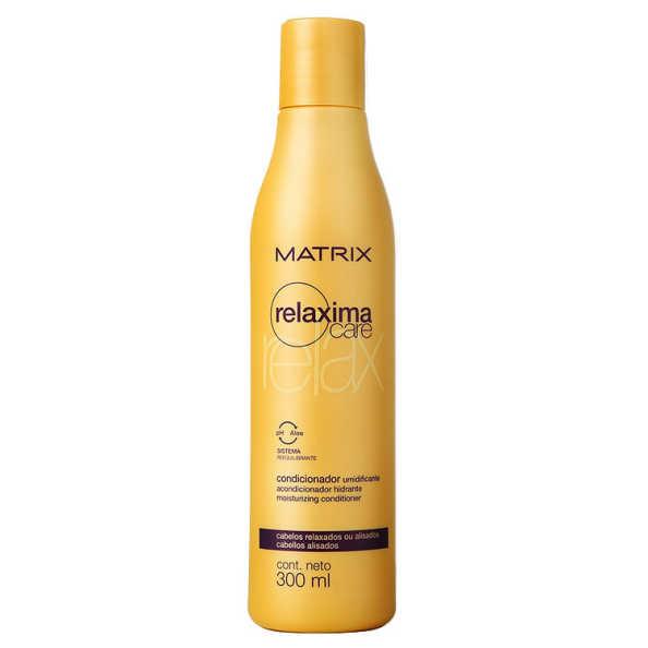 Matrix Relaxima.Care Condicionador Umidificante - Condicionador 300ml
