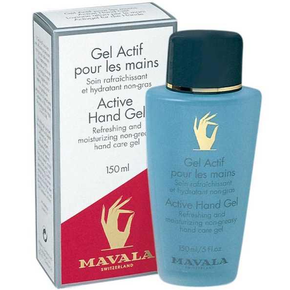 Mavala Active Hand - Gel Hidratante para Mãos 150ml