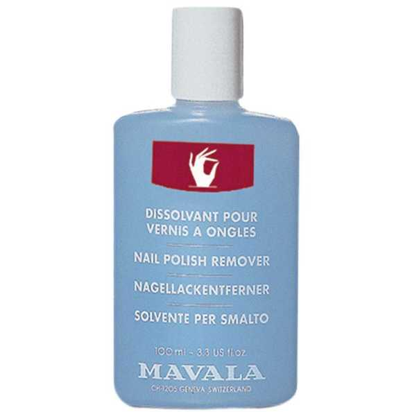 Mavala Blue Nail Polish - Removedor 100ml