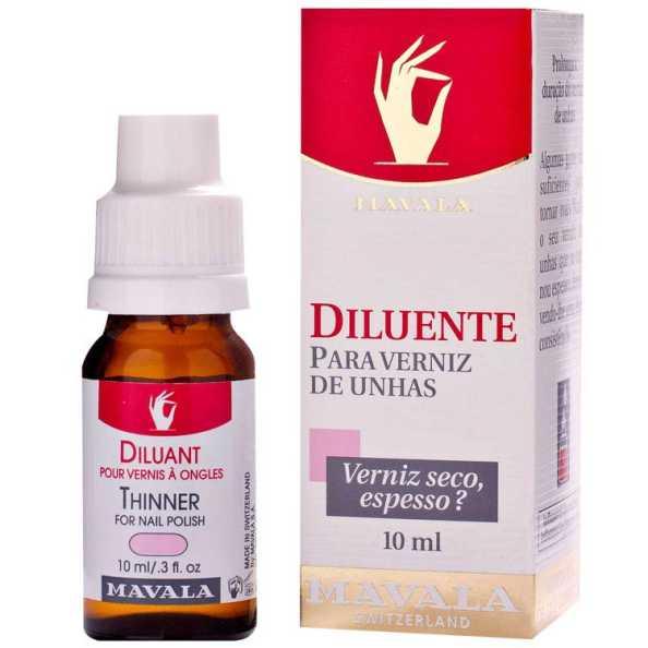 Mavala Diluant Thinner - Diluente de Esmalte 10ml